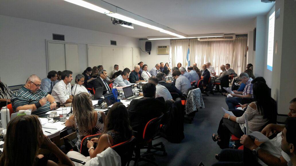 La ASIP participó de las reuniones correspondientes a la Comisión Arbitral y Plenaria del Convenio Multilateral en la Ciudad Autónoma de Buenos Aires