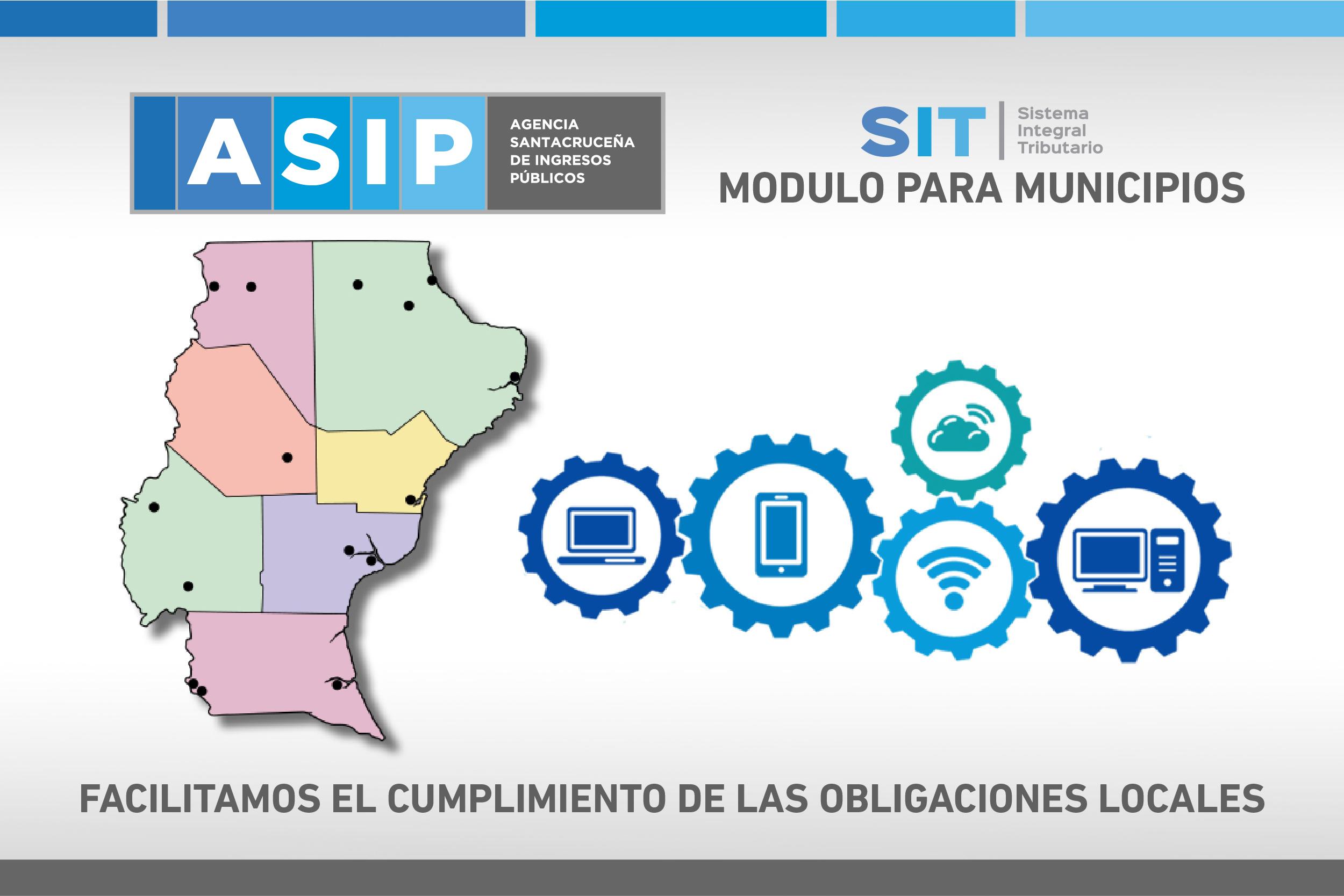 SIT Municipios