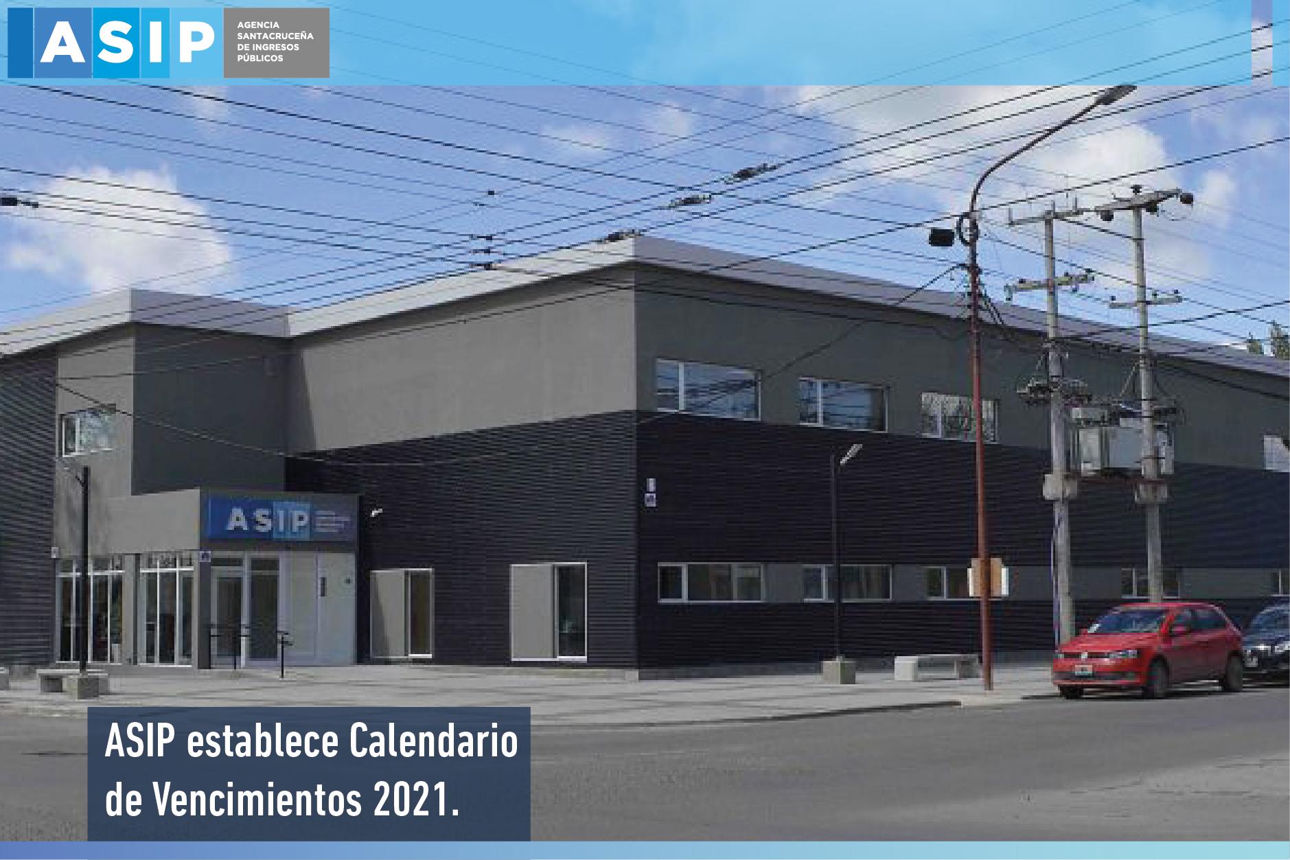 Vencimientos 2021